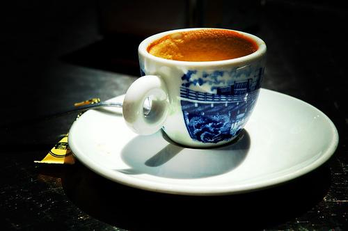 Er Facebook den nye «kaffekoppen»?