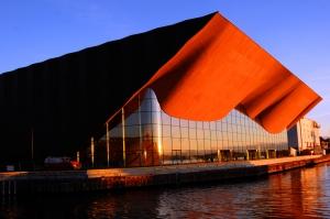 Kilden, Kristiansand. Foto Olav Breen