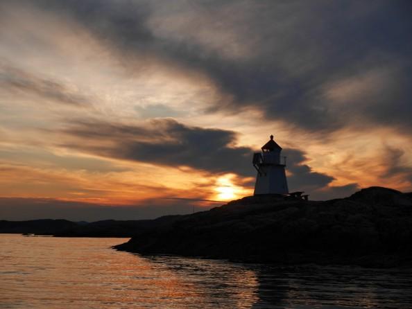 Fin sommer på Sørlandet