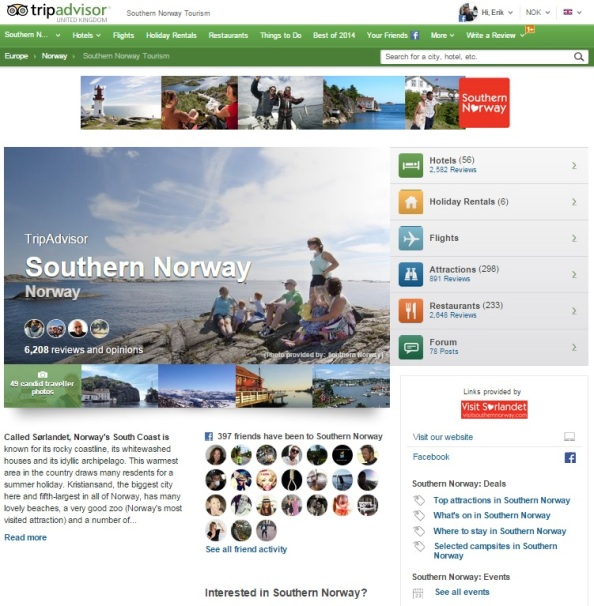Southern Norway on Tripadvisor