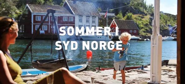 Sommer i Syd Norge
